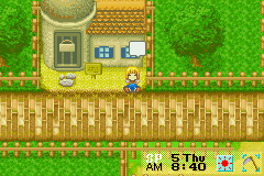 Harvest Moon - More Friends of Mineral Town - When will it open... zzzz - User Screenshot